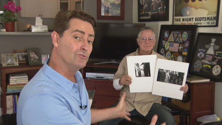 Former Navy photographer hopes to identify 2 children evacuated after Vietnam War