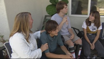 Switchfoot surprises Carlsbad family with private concert
