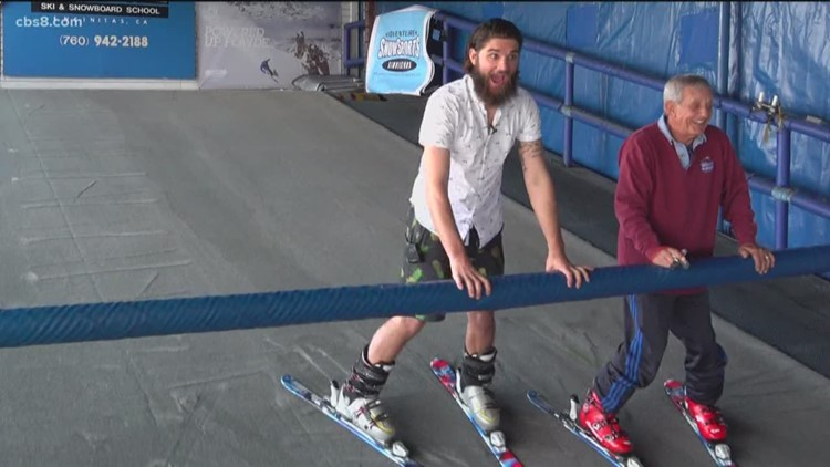 Groovin' With Garegnani: A trip to Adventure Ski & Snowboard School
