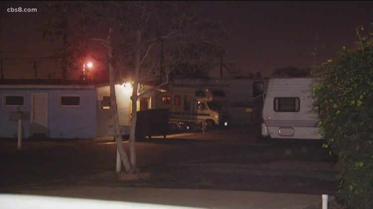 RV park residents in Imperial Beach facing displacement