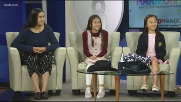 Chula Vista students share lessons in harmony at TEDx talk