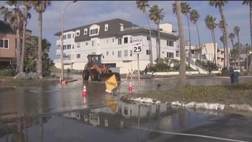 Trevor Hoffman on sea level rise