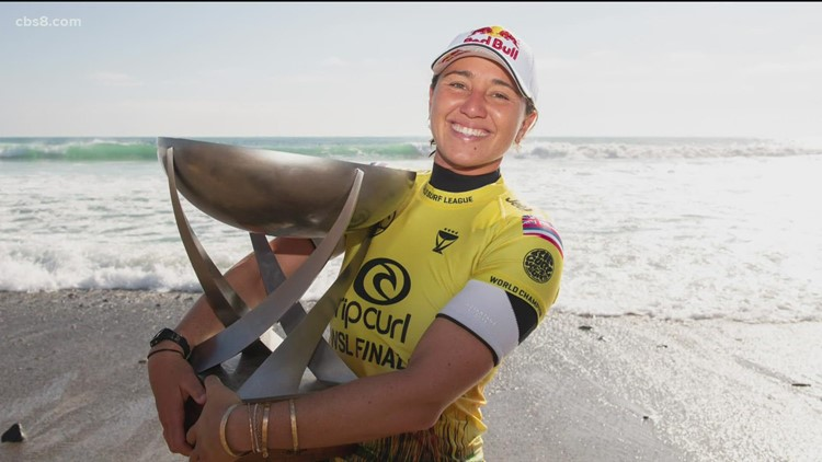 Catching up with pro surfer Carissa Moore