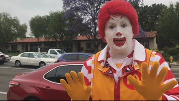KFMB Stations helped raise funds for the 10th Annual Red Shoe Day fundraiser