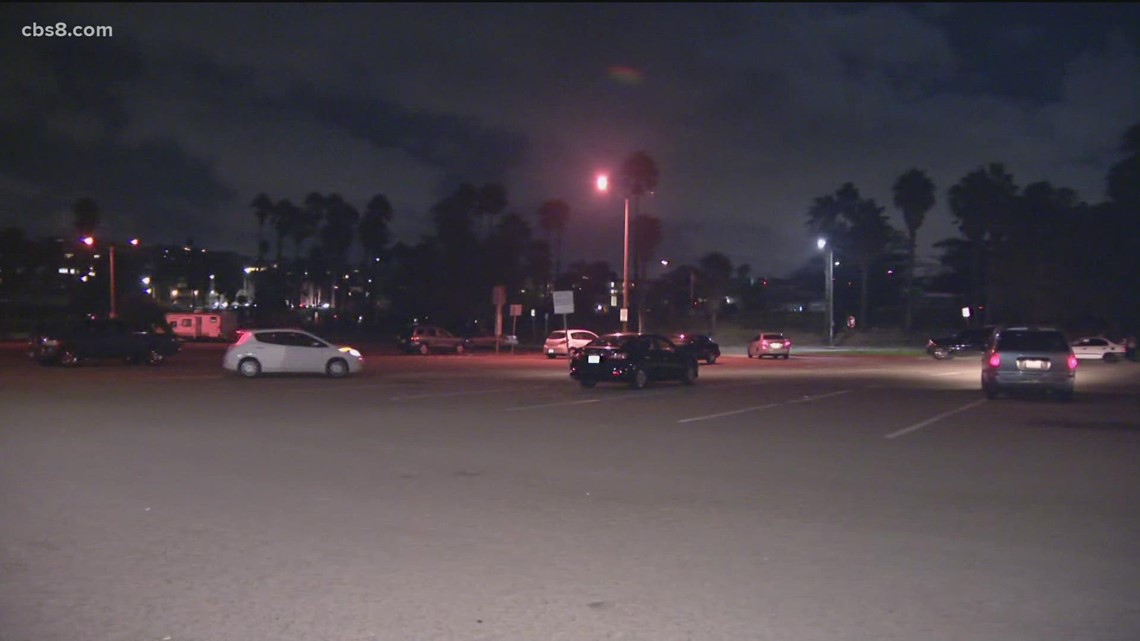 City of San Diego proposing ban on overnight parking in Mission Bay