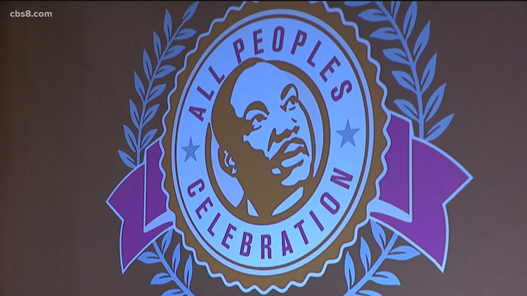 Martin Luther King Jr. honored during All Peoples Celebration in San Diego