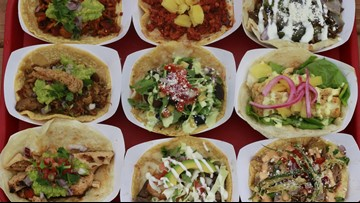 Free tacos in Pacific Beach on Friday