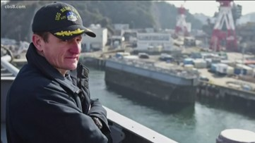 Former Navy sailor upset over reassignment of Navy captain