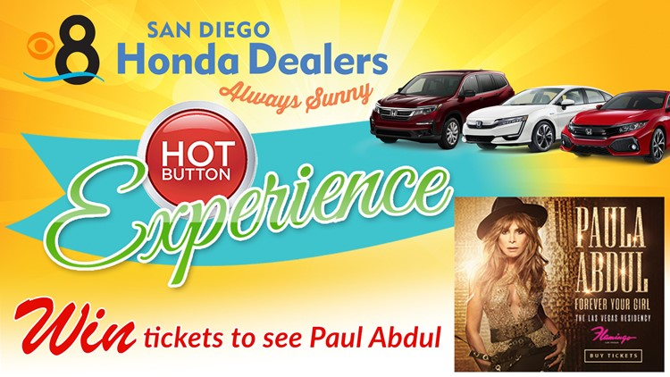 The CBS 8 Honda Hot Button Experience