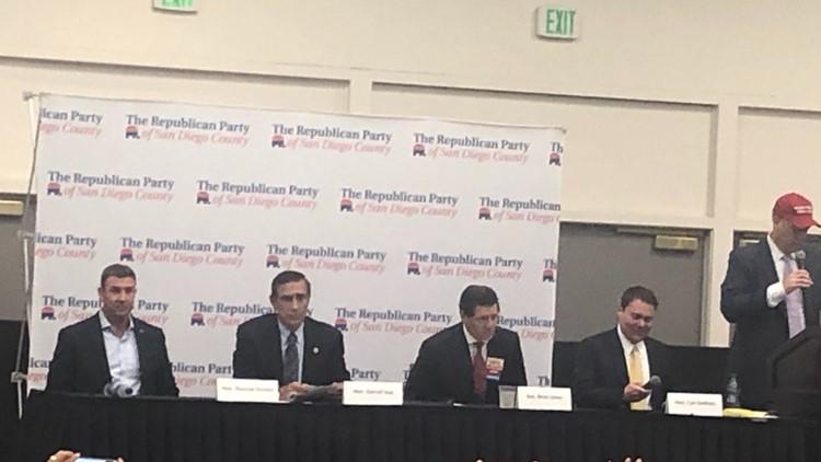 GOP Forum San Diego