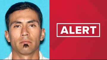 Fugitive wanted for attempted kidnapping and burglary, known to frequent Potrero and Tecate, Mexico