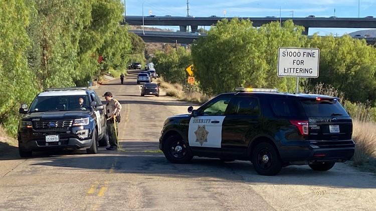 SD Sheriff's: Woman's body found with apparent gunshot wound near Bonita area