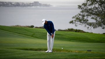 Farmers Insurance Open tees off at Torrey Pines