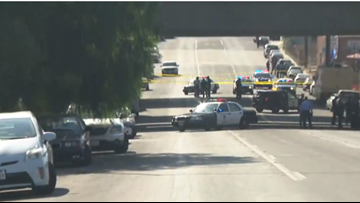 Suspect wounded in officer-involved shooting in Logan Heights
