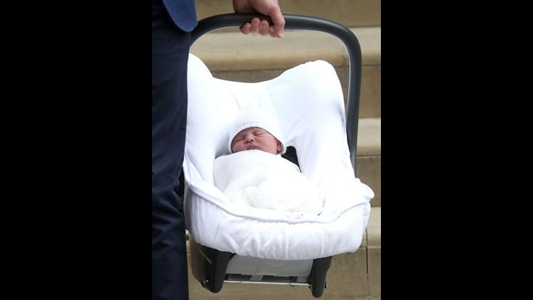 Royal Baby Boy 1
