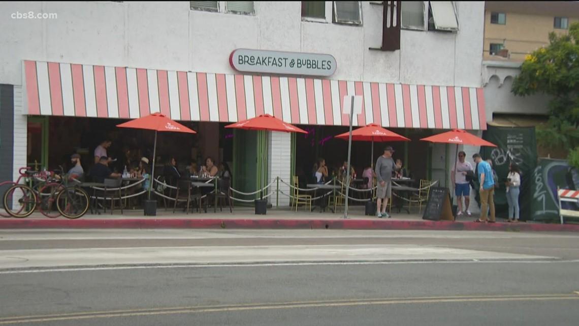 Breakfast & Bubbles brings new brunch spot to San Diego