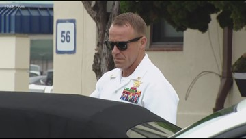 Day 2: Testimony continues in trial for Navy SEAL accused of murder in Iraq