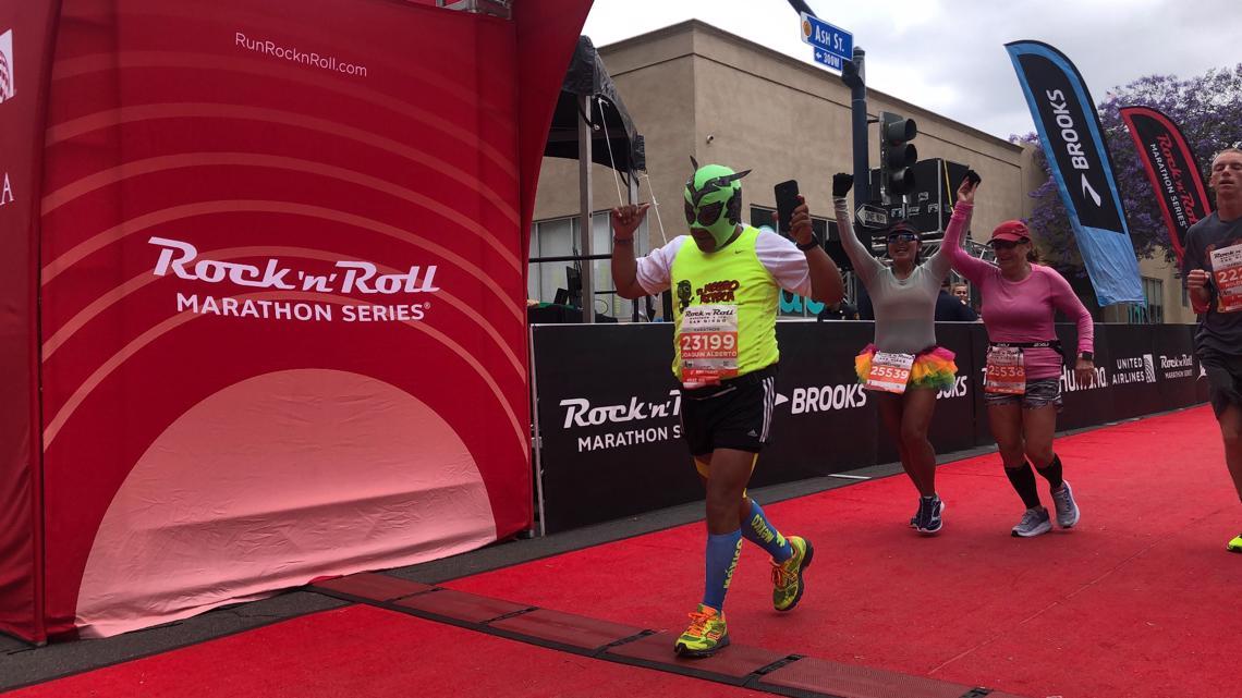 PHOTOS: San Diego Rock 'N' Roll Marathon 2019