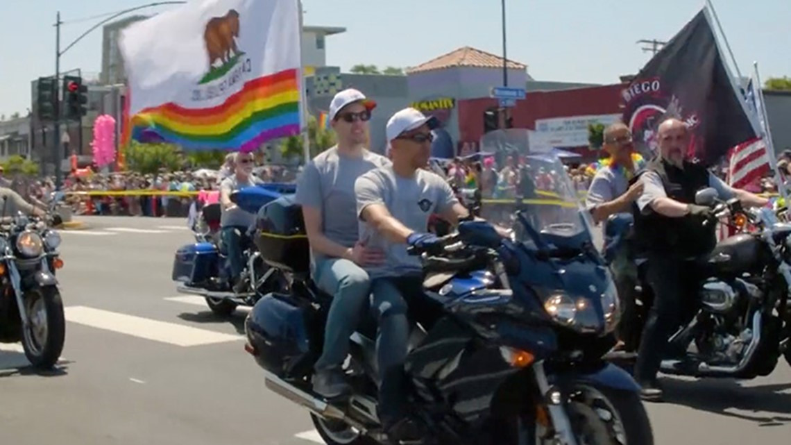 A commitment to equality: Blue Shield steps out to support San Diego Pride