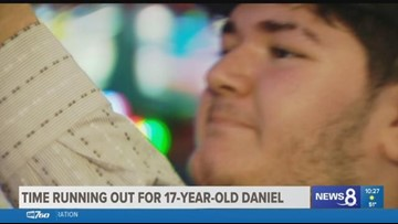Adopt 8: Time is running out for 17-year-old Daniel