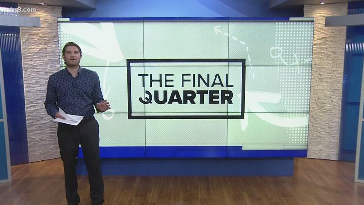 The Final Quarter, Monday 4/19 Part 1