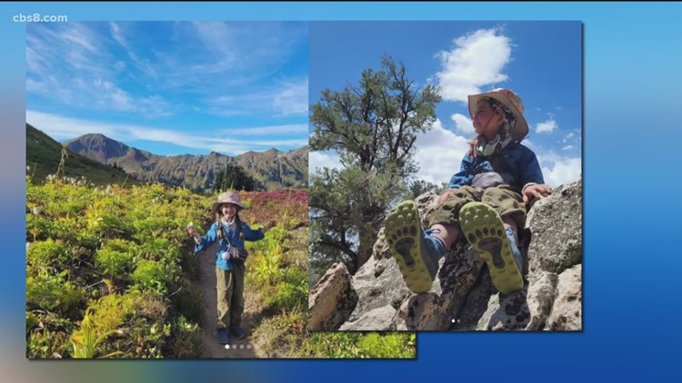 More on this five-year-old girl's trek to hike the Pacific Crest Trail