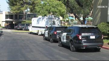 Man slain at Poway apartment complex