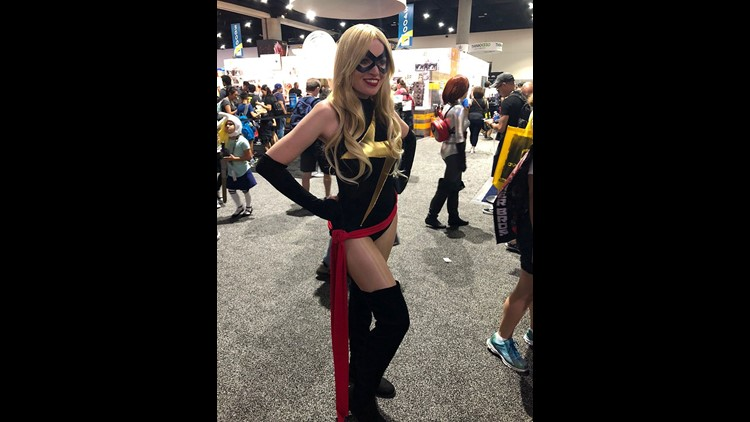 Comic Con 2018 - Wed 003