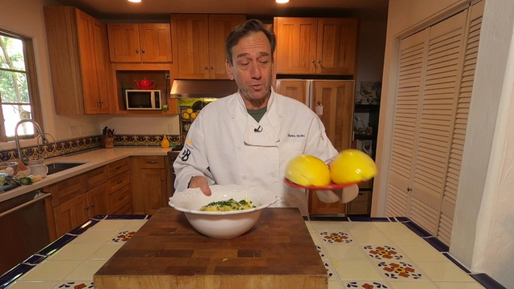 Cooking with Styles: Spaghetti squash
