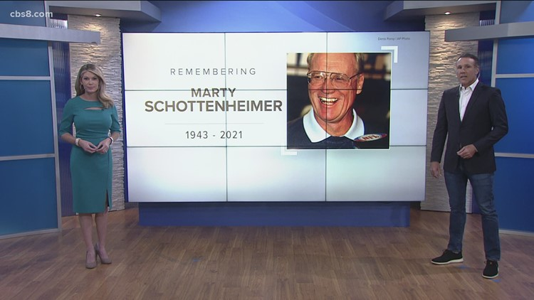 Former San Diego Chargers coach Marty Schottenheimer dies at age 77