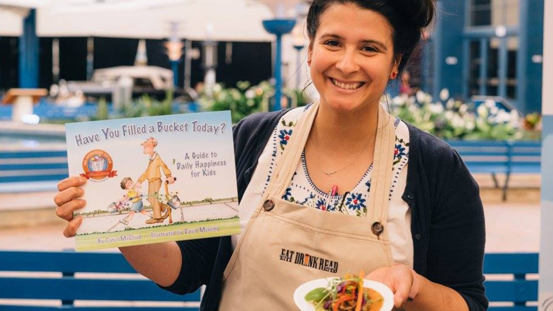 San Diegans invited to 'Eat. Drink. Read.' to raise literacy awareness, funding