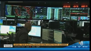 SDG&E: New electric rate reform expected by summer