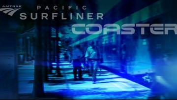 Amtrak Pacific Surfliner introduces 13th roundtrip