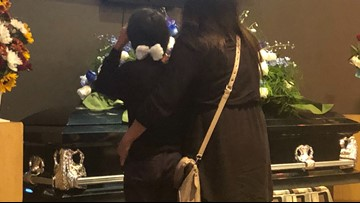 Widow, children say final farewell to U.S. citizen father in San Diego
