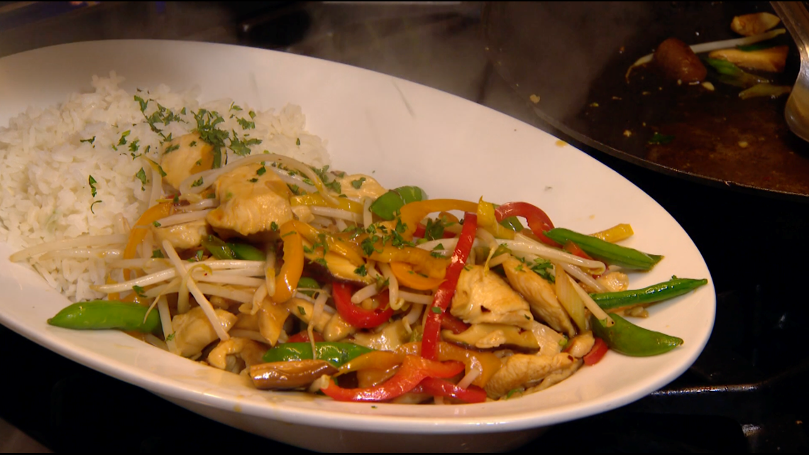 Cooking with Styles: Teriyaki Stir Fry