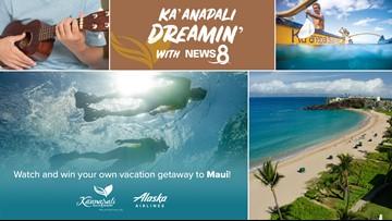 Ka'anapali Dreamin' with News 8
