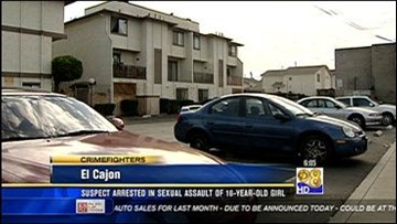 Suspect in Rape of East County Girl Now in Custody | cbs8 com