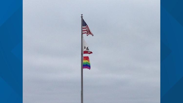 Encinitas Pride Flag
