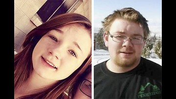 Teenagers in love found slain, bound in abandoned mine shaft