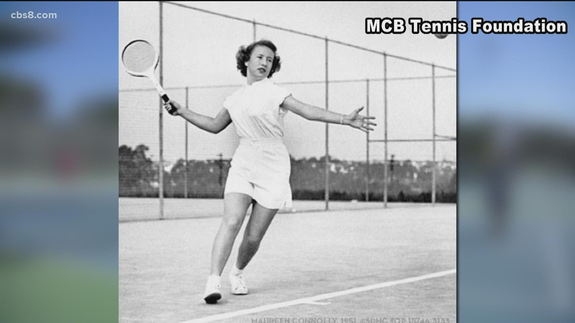 Girl with the Golden Racket: A look back at Maureen Connolly