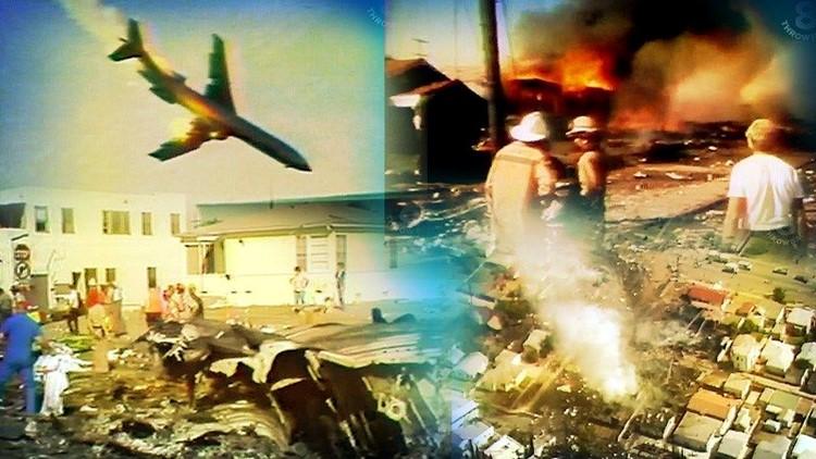 PSA Flight 182 crash: News 8's coverage of the San Diego tragedy 40 years ago