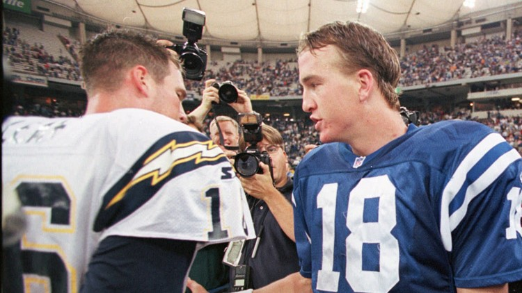 Former Chargers quarterback Ryan Leaf arrested on a domestic battery charge