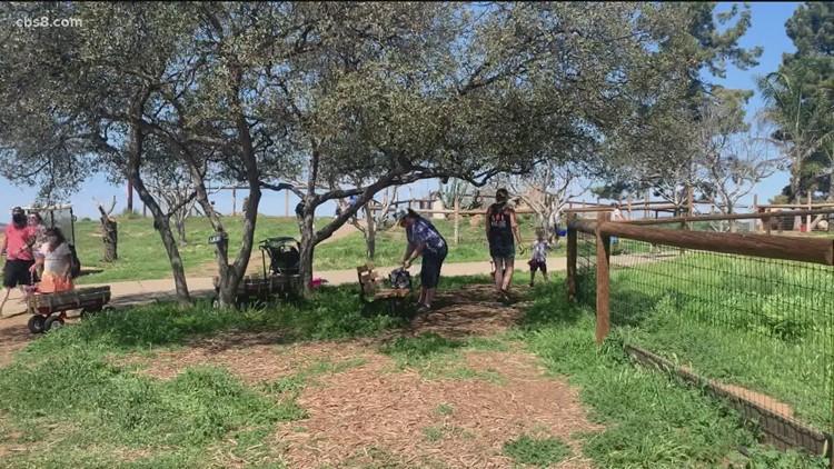 Children's Nature Retreat putting on Easter Egg Hunts