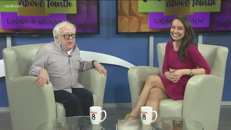 Laugh with Leslie Jordan at Martini's Above Fourth
