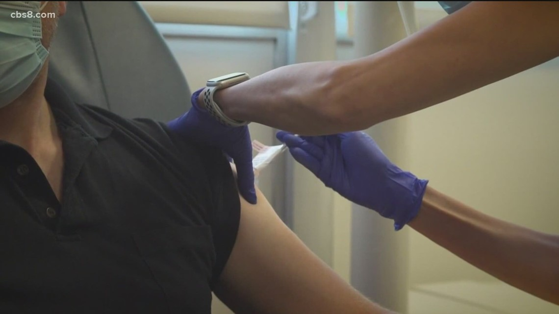 San Diego vaccinations don't match county demographics