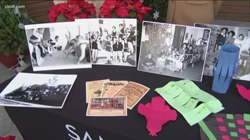 Celebrating winter holidays at the San Diego History Center