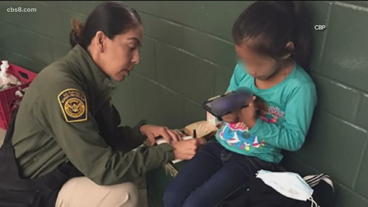 Children at the Border: 5-year-old found walking alone at the border in San Ysidro