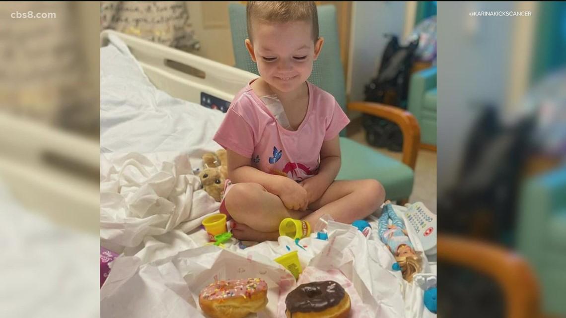 Blood shortage causing transfusion delay for San Diego girl with leukemia