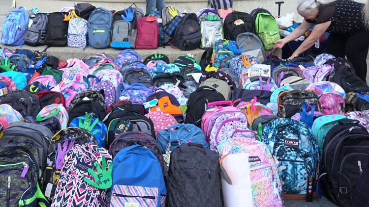 backpack donation 2