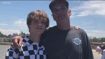 Vigil held for teen fatally stabbed outside Chula Vista house party